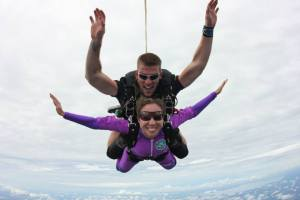 Samantha Pena Jumping
