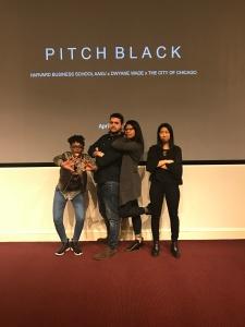 Pitch Black Harvard